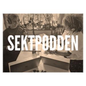 Sektpodden logo