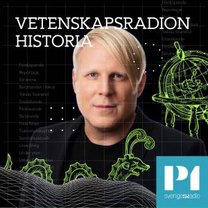 Vetenskapsradion Historia logo